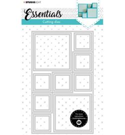 SL Cutting Die Building block cardshape Essentials nr.15