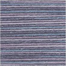 Rico Baby Cotton Soft Print dk 383040.026 Blau-Lila