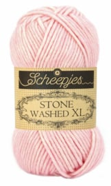 Scheepjeswol Stone Washed XL 860 Rose Quartz