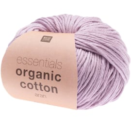 Rico Essentials Organic Cotton 100% Bio - 383311.008 - Lilac
