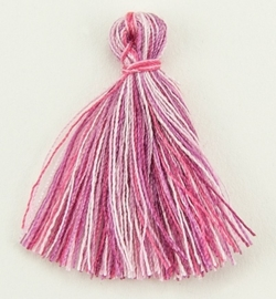 Tassel Pink Shades 12317-1703