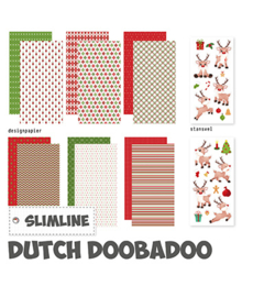 473.005.013 - DDBD Crafty Kit Slimline Oh Deer