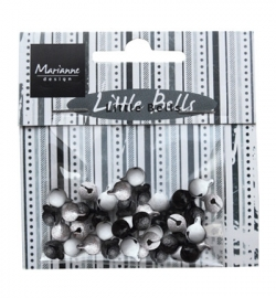 Marianne Design Bells Black & White JU0941