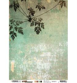 Studio Light - JL BG Paper Butterfly Collection nr.15