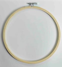 Joy!Crafts - 6210/0003 - Borduurring Bamboe - ø 20 cm.