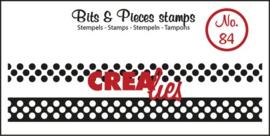 Crealies Bits & Pieces no. 84
