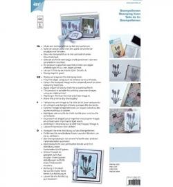Joy! Crafts Stempellinnen A4 6410/0101