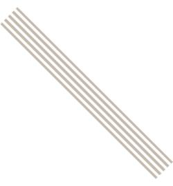 Ribbon Stripes Bruin