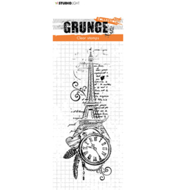Studio Light - Grunge Collection - Clear Stamp - nr. 452