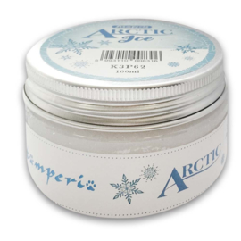 Stamperia - Arctic Ice Transparant - 100ml.