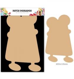 460.440.021 - Dutch DooBaDoo - MDF Art Monster 1