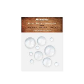 Scrapbooking accessories big bubbles