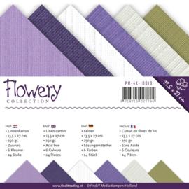 Linnenpakket - Vierkant - Precious Marieke - Flowery