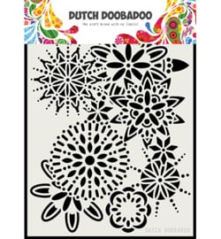 DDBD Dutch Mask Art Mandala A5 - 470.715.161