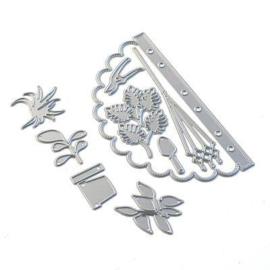 Elizabeth Craft Designs Sidekick-Stansmal Essentials 12
