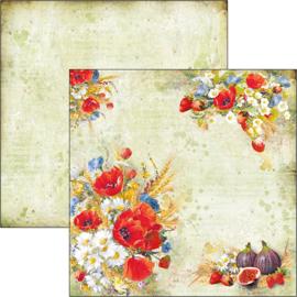 Ciao Bella - Wild Flower  - 30,5 X 30,5 CM - CBSS101