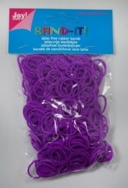 Band-It 600 Elastiekjes 6200/0807 Purple
