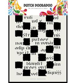 DDBD Dutch Mask Art Script Blocks A5 - 470.715.162