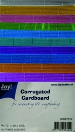 Joy! Crafts Ribbelkarton Metallic 8089/0224