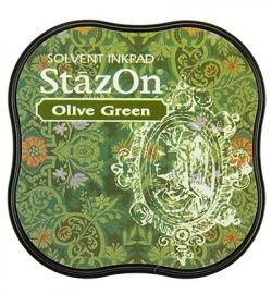 StazOn Midi Olive Green - 51