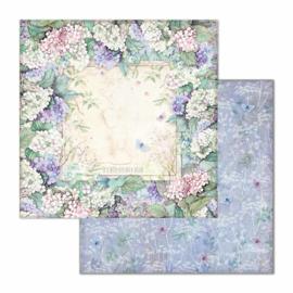 Stamperia - Hortensia - Paper - 30,5 x 30,5 cm
