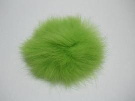 Pom-Pon Fluffy Lichtgroen