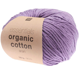 Rico Essentials Organic Cotton 100% Bio - 383311.009 - Purple