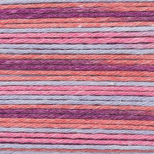 Rico Baby Cotton Soft Print dk 383040.022 Lila-Rot