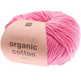 Rico Essentials Organic Cotton 100% Bio - 383311.007 - Fuchsia