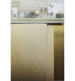 Marianne Design Die-cut Foil Gold ST4401