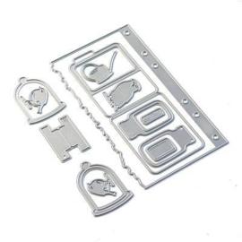 Elizabeth Craft Design - SIDEKICK - Stansmal Essentials 17