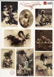 Marianne Design Vintage VK9522