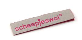 Scheepjeswol Label Grijs