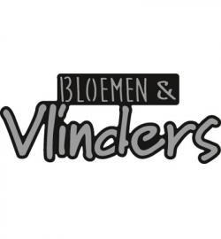 Craftables Bloemen & Vlinders CR1313