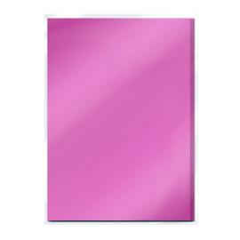 Tonic Studios Spiegelkarton A4  - Mat - Pink Chiffron