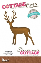 CottageCutz Deer CCP-050