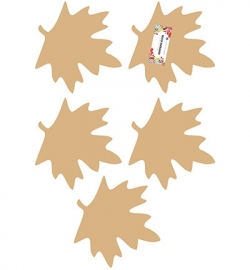 460.440.008 - Dutch DooBaDoo - MDF Leaves