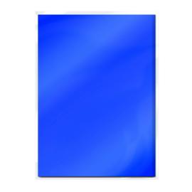 Tonic Studios Spiegelkarton A4  - Mat - Cobalt Velour