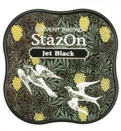 StazOn Midi Jet Black - 31