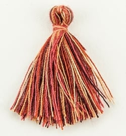 Tassel Wine Shades 12317-1706