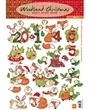 Marianne Design Woodland Christmas AK0059