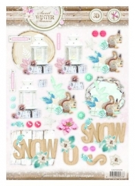 Studio Light Sweet Winter Season  EASYSWS496
