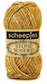 Scheepjeswol Stone Washed 809 Yellow Jasper