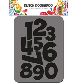 Dutch DooBaDoo Foam Stamps