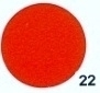 Vilt Oranje nr 22