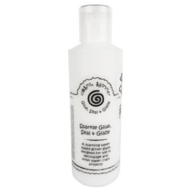 Cosmic Shimmer Sparkle Glue Seal + Glaze