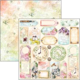 Ciao Bella - Notre Vie - 30,5 X 30,5 CM - Labels & Frames - CBSS149