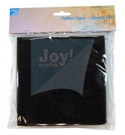 Joy!Crafts Rubber Stamp - Cleaning Pad 6200/0038