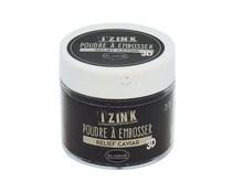 Aladine Embossing Powder - Caviar (10182)