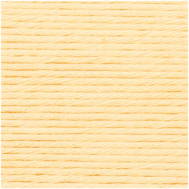 Creative Cotton 383991.63 Licht Geel